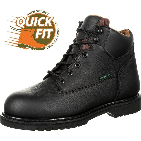 Lehigh Safety Shoes Men's Steel Toe