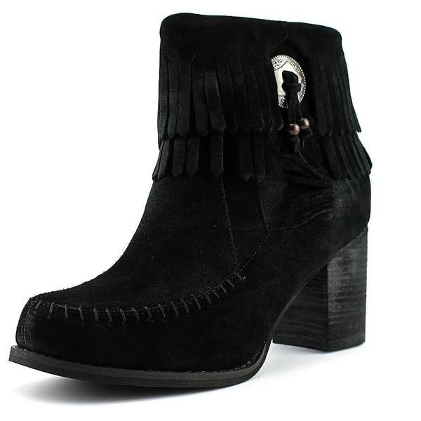 Sbicca Jessa Black Boots