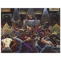 ''Jump Off'' by Frank Morrison African American Art Print (27.25 x 36 in.) - Thumbnail 0