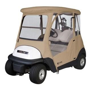 Classic Fairway Club Car Precedent Enclosure - Sand - 40-011-012001-00