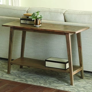 Link to The Gray Barn Minett Solid Mango Sofa Table Similar Items in Living Room Furniture