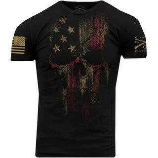 Grunt Style American Reaper 2.0 T-Shirt - Black (5 options available)
