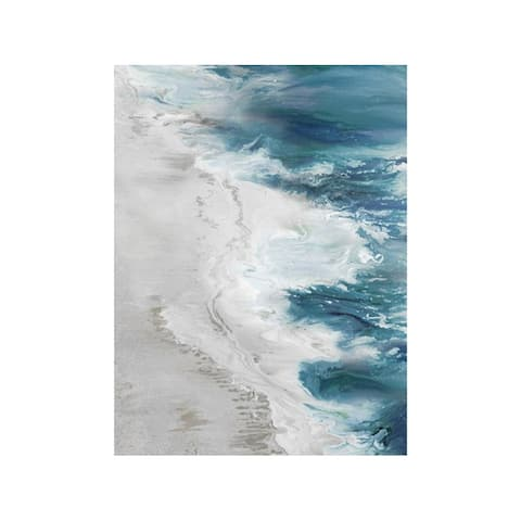 Monoprice LOW TIDE ARTIST ENHANCED WALL ART 24inx36in