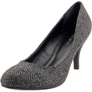Indigo Rd. Tough Women  Round Toe Canvas  Heels