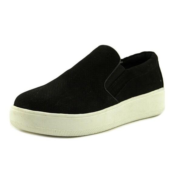 Steve Madden Genette Women Synthetic Black Fashion Sneakers