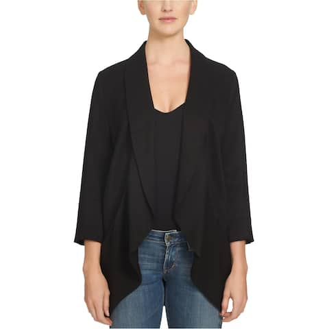 1.State Womens 3/4 Sleeve Bolero Jacket