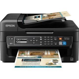 Epson WorkForce WF-2630 AIO Inkjet Printer With Wi-Fi Direct