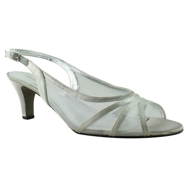 d8834627e15 Shop David Tate Womens Petal-040 Silver Sandals Size 13 - Free ...