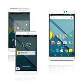 "Indigi® 3G Factory Unlocked 6.0"" DualSim SmartPhone Android 5.1 Lollipop w/ WiFi + Bluetooth Sync + Google Play Store"