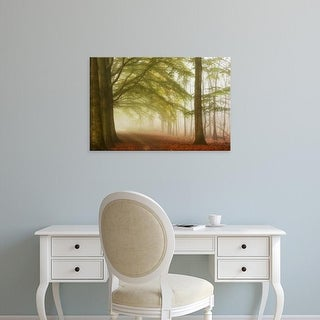 Easy Art Prints Lars Van de Goor's 'Dreamwalkers' Premium Canvas Art