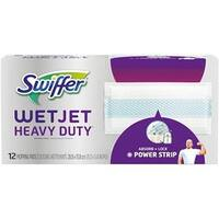 Procter & Gamble  Heavy Duty Swiffer WetJet Mopping Pads - 12 Count
