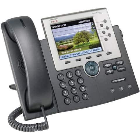 Cisco Unified IP Phone 7965G - Black