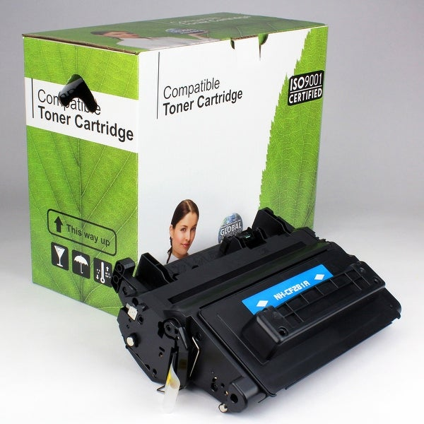 Value Brand replacement for HP 81A CF281A Toner VL (10,500 Yield)