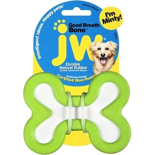 JW Pet Good Breath Bone Medium