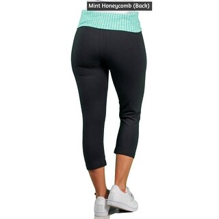 boxercraft Ladies Bitty Pull-On Practice Capri