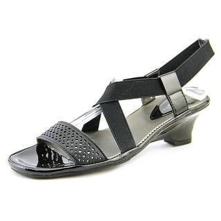 Life Stride Femme Sandal Women Open-Toe Canvas Slingback Sandal