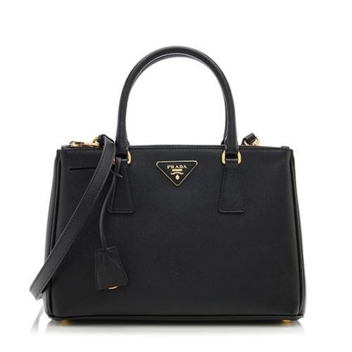 5afabb25d220 Prada Saffiano Lux Leather Small Zip Tote | Stanford Center for ...