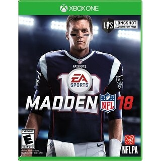 Electronic Arts - 37003 - Madden Nfl 18 Xbox One