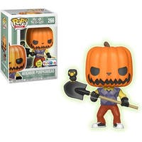 "Hello Neighbor Funko POP 3.75"" Vinyl Figure: Neighbor Pumpkinhead (Glow) - multi"