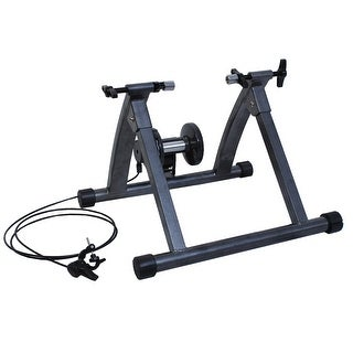 Link to Magnetic Exercise 5 levels of Resistance Indoor Bicycle - Grey Similar Items in Cycling Equipment