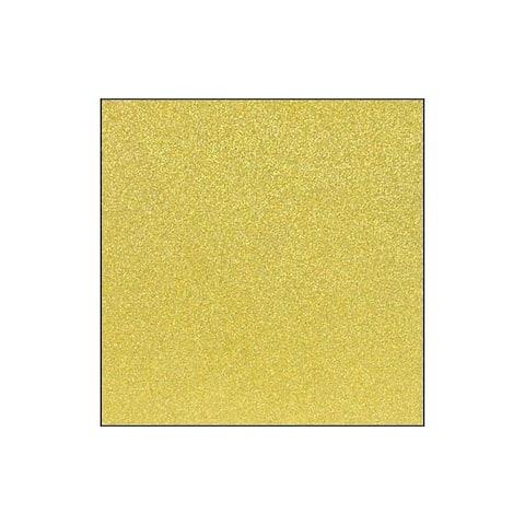 71420 amc cardstock 12x12 glitter mustard