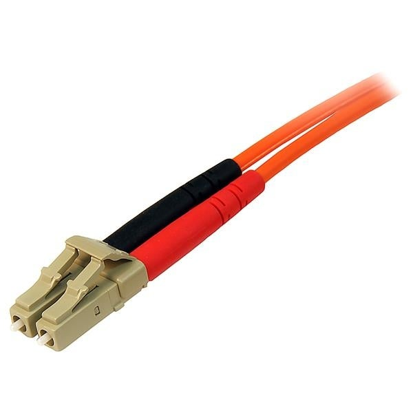 Startech - 3M Multimode Fiber Patch Cable Lc - Lc