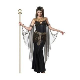 California Costumes Alluring Cleopatra Adult Costume - Black