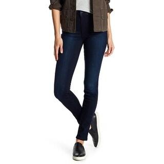 Joe's NEW Indigo Womens Size 25x29 Button-Front Charlie Skinny Jeans