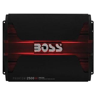 Boss Phantom 2500Watt Monoblock Class AB