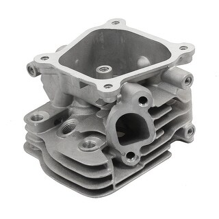 Unique Bargains Repairing Parts Cylinder Head End for China 6.5HP 168F Gasoline Engine