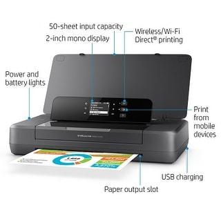 HP OfficeJet 200 Mobile Printer (CZ993A) OfficeJet 200 Mobile Printer