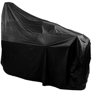 "Char-Broil 12512813 Heavy Duty Smoker Cover, 57"", Black"