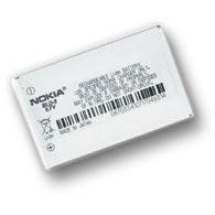 OEM Nokia 3300 6200 6225 6610 7250 Standard Battery BLD-3