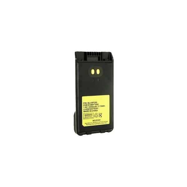 Battery for Icom BP-280 (Single Pack) Battery for Icom BP-280