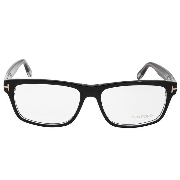 Shop Tom Ford FT5320 5 Square | Black| Eyeglass Frames - On Sale ...