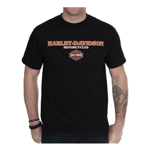 1c4da4f1af Shop Harley-Davidson Men s Harley Crew Crew-Neck Short Sleeve T-Shirt