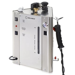 Reliable 7000CD Modular Commercial Steam Dental Cleaning Station with 2.37 Gallo - n/a
