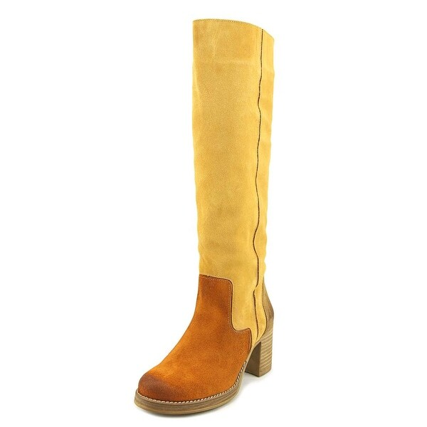 MTNG Beatrice Tan/Cognac Boots