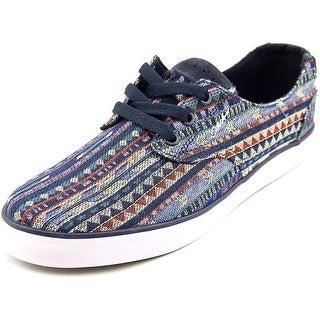 Circa Harvey Round Toe Canvas Sneakers