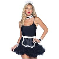 French Maid Kit Adult Costume Accessory