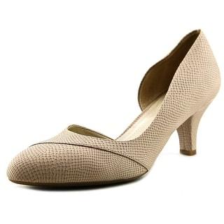 Naturalizer Deva Women Pointed Toe Synthetic Heels