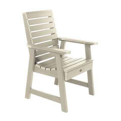 Highwood Eco-friendly Weatherly Dining Armchair