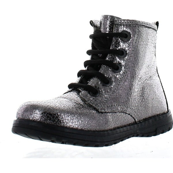 Primigi Girls Ariel Lace Up Combat Boots