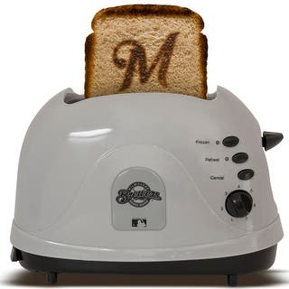 Milwaukee Brewers MLB ProToast Toaster|https://ak1.ostkcdn.com/images/products/is/images/direct/093a5081dcdba736aff90a461983dd3ec14ca7dc/Milwaukee-Brewers-MLB-ProToast-Toaster.jpg?impolicy=medium