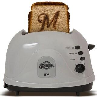 Milwaukee Brewers MLB ProToast Toaster - Multi