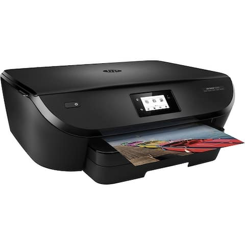 HP Envy 5540 Wireless All-in-One Photo Printer with Mobile Printing, K7C85A Certified Refurbished in Brown Box
