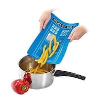 Doctor Who TARDIS Cutting Board - Multi