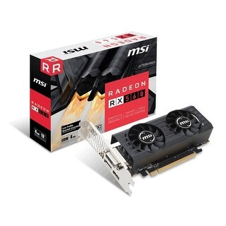 Msi Rx 560 4Gt Lp Oc Graphic Cards