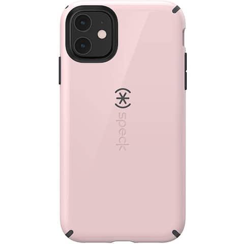 Speck CandyShell Grip Case for iPhone 11 Pro - Quartz Pink/Slate Grey - Pink