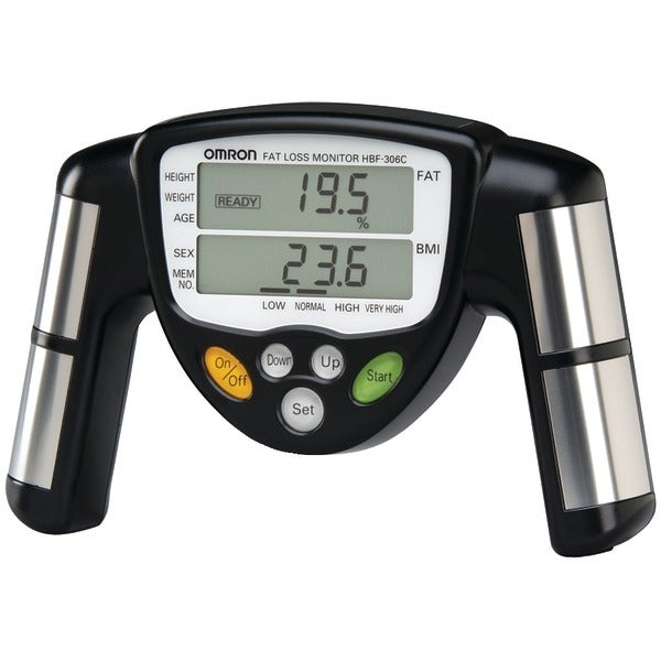 Omron Hbf-306C Body Fat Analyzer